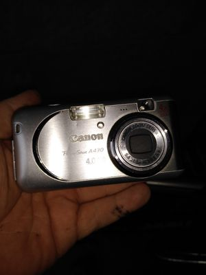 Canon 4 megapixel camera for Sale in Pittsburgh, PA
