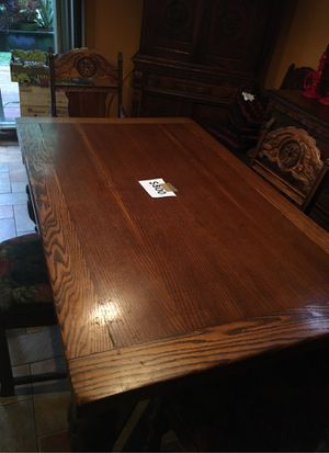 Wood kitchen table for Sale in Queens, NY