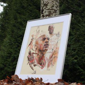 Michael Jordan Photo for Sale in Woodinville, WA