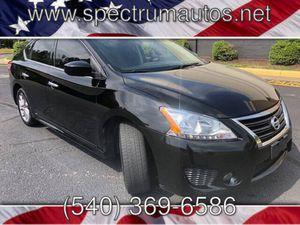 2015 Nissan Sentra for Sale in Fredericksburg, VA