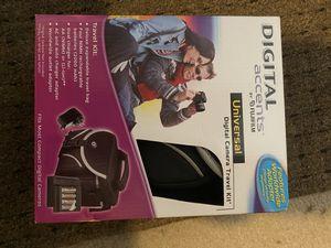 Digital camera travel kit for Sale in Antioch, CA