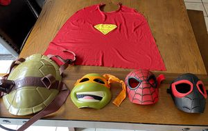Kid Costumes & Mask for Sale in Phoenix, AZ