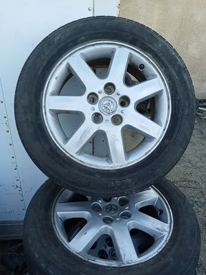Toyota Camry rims 08-09 size 16 for Sale in Colton, CA
