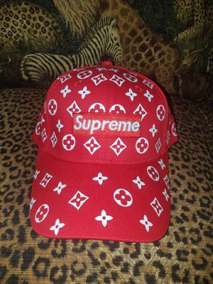 Supreme Louis vuitton dad hat for Sale in TWN N CNTRY, FL