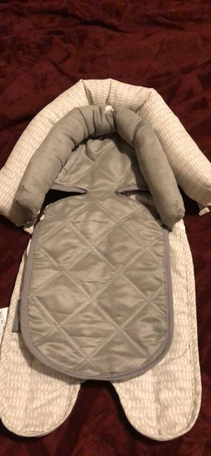 Car seat head support and car seat cozy cover for Sale in Topeka, KS