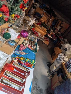 Large amount of Christmas decorations for Sale in Spring, TX