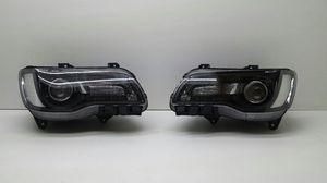 2015-2016 Chrysler 300 headlights for Sale in Detroit, MI