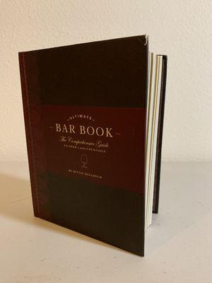 Ultimate Bar Book for Sale in Redmond, WA