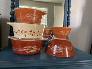 Vintage Pyrex lot for Sale in Lochbuie, CO