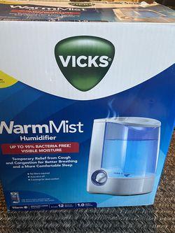 Vicks Humidifier for Sale in Atlanta,  GA