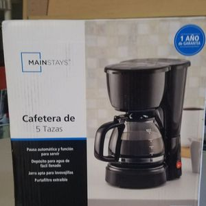 5 Cup Coffe Maket (New) for Sale in Fontana, CA