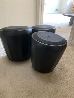 JBL speakers and subwoofer for Sale in San Francisco, CA
