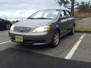 2004 Toyota Corolla LE for Sale in Wayne, NJ