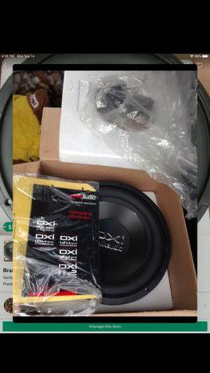 10 'Polk audio sub for Sale in Santa Ana, CA