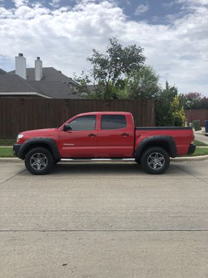 2007 Toyota Tacoma Pre-Runner Double Cab for Sale in Garland, TX