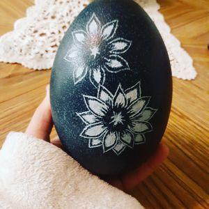 Emu egg carving for Sale in Calimesa, CA
