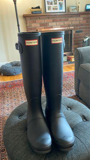 Hunter Rain Boots (size 8) for Sale in San Jose, CA