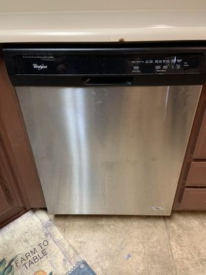 Whirlpool dishwasher for Sale in Mesa, AZ