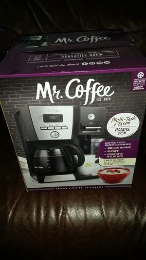 Coffee Maker & hot water machine for Sale in San Fernando, CA