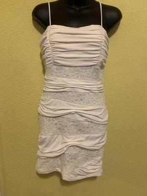 White Dress L for Sale in Dallas, TX