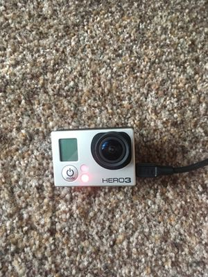 GoPro Hero 3 with accessories for Sale in Sandy, UT