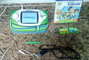 Leapster explorer for Sale in Fort Worth, TX