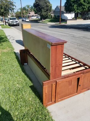 Free Furniture Kids Bed, Drawer Chest for Sale in Whittier, CA