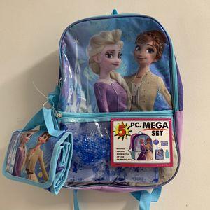 Disney's Frozen 5 pc. Mega Set Backpack for Sale in Hialeah, FL