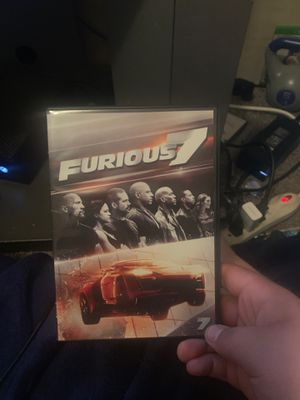 Fast and Furious 7 for Sale in Oshkosh, WI