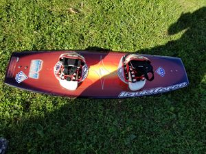 Wake board with soft case for Sale for sale  Netcong, NJ