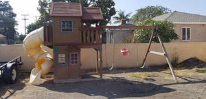 Swing set! Delivery and installation for Sale in Compton, CA