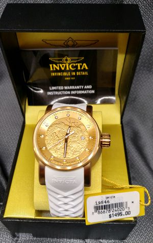 Brand New Authentic Invicta S1 Rally Watch for Sale in Boulder, MT