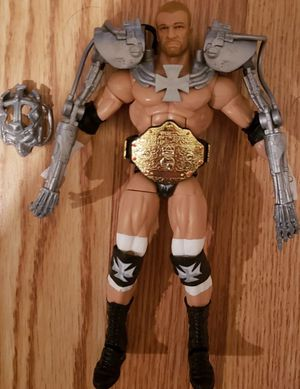 New WWE Triple H WrestleMania Entrance Action Figure. for Sale in Apopka, FL