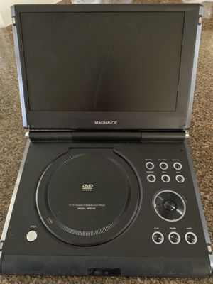 Portable DVD Player MAGNAVOX for Sale in Rancho Cucamonga, CA