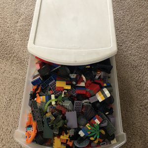 Container of Legos for Sale in Cypress, CA