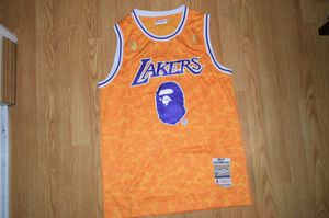 Lakers Bape Collab Jersey for Sale in Covina, CA