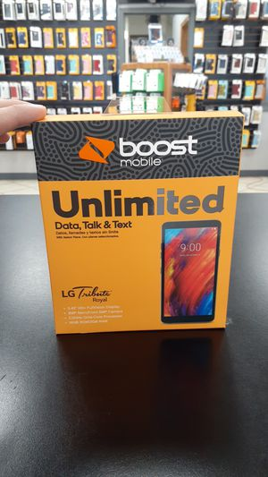 Free LG for Boost Customers for Sale in Durham, NC