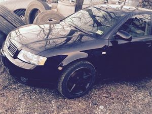 Audi a4 clean black on black clean title for Sale in Fort Washington, MD