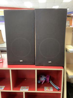 Pair Of Retro Vintage Sansui S-424 3-Way Speaker System for Sale in Virginia Beach, VA