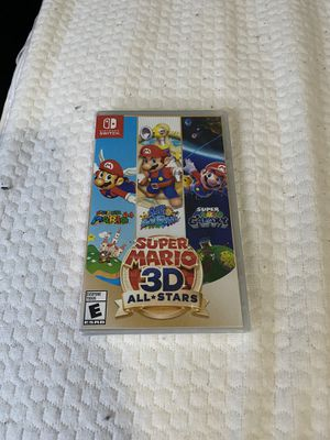 Super Mario 3D All Stars Nintendo Switch for Sale in Ontario, CA