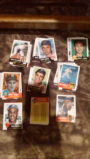 Complete set of 1952 reprint topps archive series for Sale in US