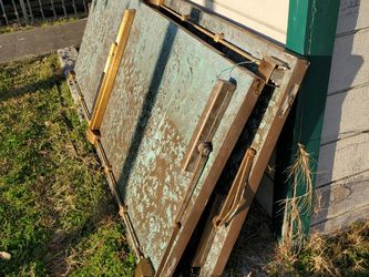 2 Antique Doors $100 for Sale in Houston,  TX