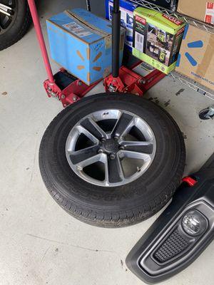 Jeep Sahara Wheels (Quantity 5) for Sale in Renton, WA
