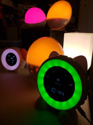 Light up alarm clocks for Sale in Los Angeles, CA
