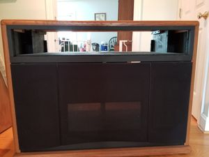 TV Cabinet with speakers for Sale in White Hall, MD