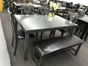 Dining Set 6 Piece for Sale in Garden Grove, CA