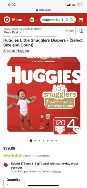 Huggies Diapers for Sale in Phoenix, AZ