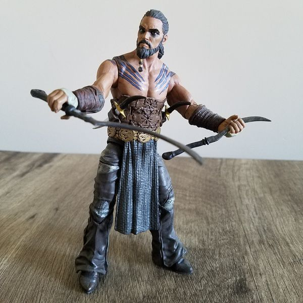 Khal Drogo Game of Thrones Action Figure