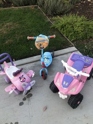 Outdoor toys scooter for Sale in Manteca, CA