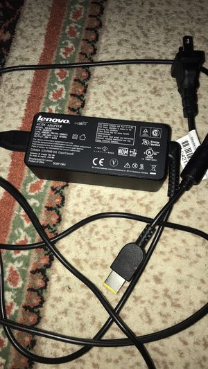 Lenovo charger for Sale in Annandale, VA